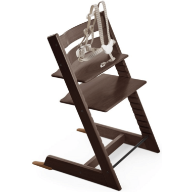 Stokke Tripp Trapp Classic Chair Walnut Brown