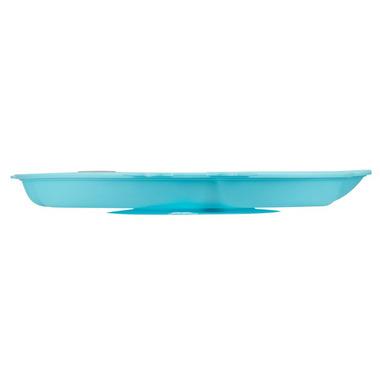 Innobaby Silicone Suction Chicken Plate Blue