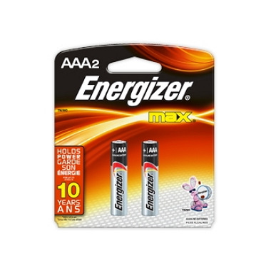 Energizer Max AAA Batteries