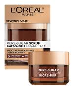 L'Oreal Paris Pure-Sugar Scrub for Dry Skin