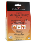Wedderspoon Organic Manuka Honey Drops