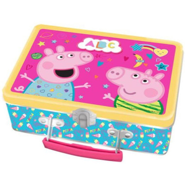 Peppa Pig Activity Tin