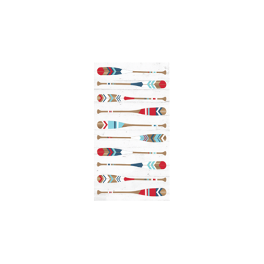 Harman Paddle Paper Guest Napkins