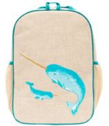 SoYoung Narwhal Toddler Backpack