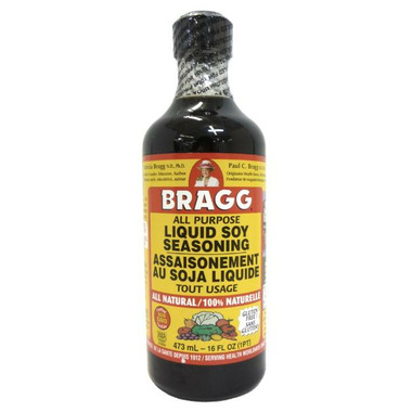 Bragg All Purpose Seasoning Liquid Soy