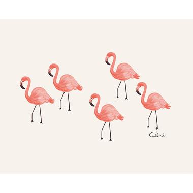 Rifle Paper Co. Flamingo 8x10 Art Print