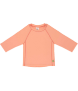 Lassig Long Sleeve Rashguard Peach