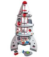 Hape Toys Four Stage Rocket Ship
