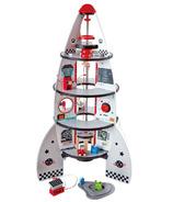 Hape Toys Vaisseau-fusée à quatre étages