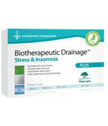 UNDA Biotherapeutic Drainage Stress & Insomnia Support Kit