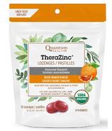 Quantum Organic TheraZinc Blood Orange Lozenges