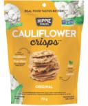 Hippie Snacks Cauliflower Crisps Original