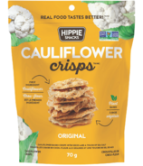 Hippie Snacks Cauliflower Crisps Original