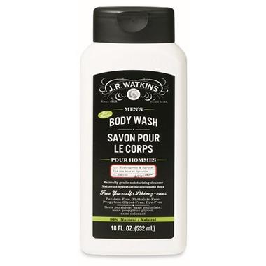J.R Watkins Men\'s Wintergreen And Spruce Body Wash