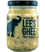 Lee's Ghee Za'atar Star Middle Eastern Spiced Ghee