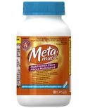 Metamucil Multihealth Fiber Capsules with Calcium