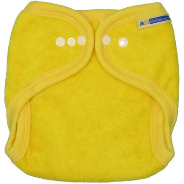 Motherease One Size Cloth Diaper Yellow