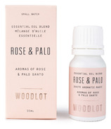Woodlot Rose + Palo Santo Essential Oil Blend