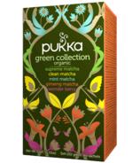 Pukka Teas Green Collection