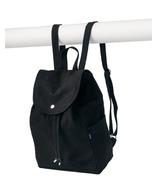 Baggu Drawstring Backpack in Black