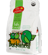 Bio-Kinetics Organic Sprouted Baby Cereal Buckwheat