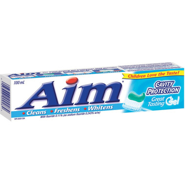 Aim Cavity Protection Toothpaste Gel