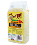 Bob's Red Mill Organic Medium Grind Cornmeal