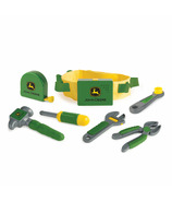 John Deere Preschool Deluxe Talking Toolbelt Set