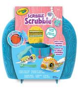 Crayola Scribble Scrubbie Seashell Splash Playset