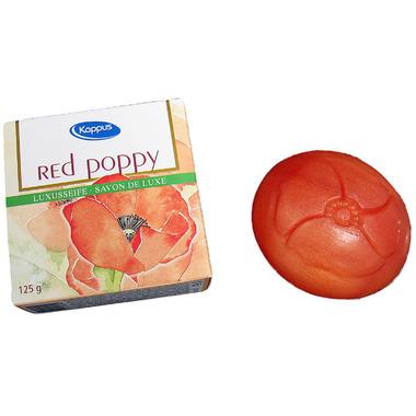 Kappus Red Poppy Soap