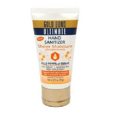 Buy Gold Bond Sheer Moisture Hand Sanitizer At Well Ca Free