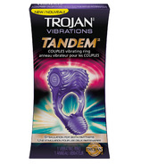 Trojan Vibrations Tandem Couples Vibrating Ring