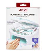 Kiss Power Lime et sèche-ongles