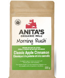 Anita's Organic Mill Morning Rush Classic Apple Cinnamon Oatmeal