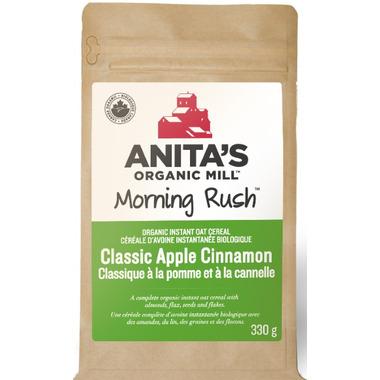 Anita\'s Organic Mill Morning Rush Classic Apple Cinnamon Oatmeal