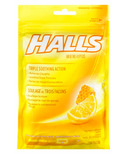 Halls Bag Mentho-Lyptus Drop Honey-Lemon