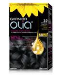 Garnier Olia Permanent Hair Colour 2 Soft Black