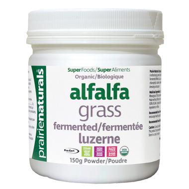 Prairie Naturals Organic Fermented Alfalfa Powder