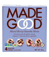 MadeGood Mixed Berry Organic Granola Minis