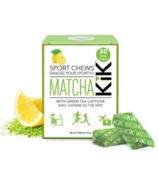 My Match Life Matcha KiK Sport Chews
