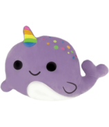 iScream Narwhal Bubblegum Scented Fleece Pillow