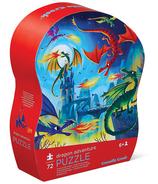 Crocodile Creek 72-Piece Puzzle Dragon Adventure