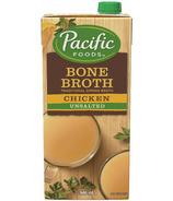 Bouillon d'os de poulet non salé Pacific Foods