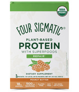 Four Sigmatic Superfood Protein with Mushrooms & Adaptogens Peanut Butter
