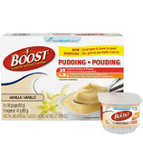 Boost Pudding Vanilla