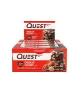 Quest Nutrition Protein Bar Chocolate Hazelnut Case