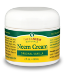 TheraNeem Neem Cream Original Vanilla