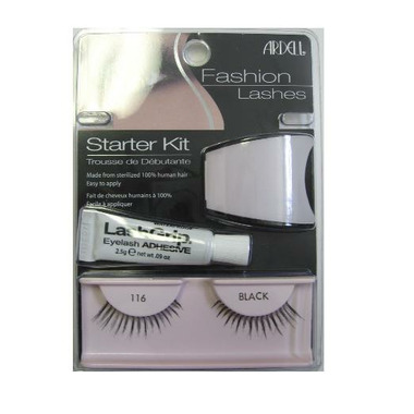 2e1d6a9da9f Buy Ardell Fashion Lashes Starter Kit #116 Black at Well.ca | Free Shipping  $35+ in Canada