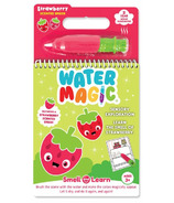 Scentco Smell and Learn Water Magic Activity Set Strawberry