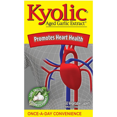 Kyolic Once A Day Aged Garlic Extract 600 mg